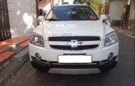 Cần bán Chevrolet Captiva LT Maxx 2.4 AT sản xuất năm 2011, màu trắng giá 376 triệu tại Đồng Nai