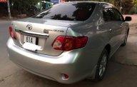 Xe Toyota Corolla altis G năm sản xuất 2009, màu bạc   giá 415 triệu tại Bình Dương