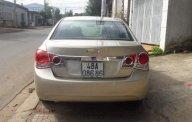 Cần bán Chevrolet Cruze đời 2011, màu vàng, giá chỉ 295 triệu giá 295 triệu tại Đắk Lắk