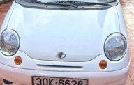 Bán xe cũ Daewoo Matiz SE 2008, màu trắng giá 118 triệu tại Hà Nội