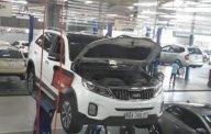 Bán xe Kia Sorento AT năm 2017, màu trắng như mới giá 870 triệu tại Đồng Nai