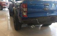 Bán Ford Ranger Raptor 2.0L 4x4 AT đời 2019, màu xanh lam, nhập khẩu   giá 1 tỷ 198 tr tại Hà Nội