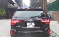 Bán xe Kia Sorento GATH sản xuất 2017, màu đen, giá tốt giá 830 triệu tại Hà Nội