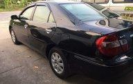 Bán ô tô Toyota Camry sản xuất năm 2004, màu đen, nhập khẩu  giá 350 triệu tại Tp.HCM
