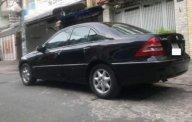 Bán Mercedes C200 Kompressor MT đời 2003, màu đen, xe nhập  giá 238 triệu tại Tp.HCM