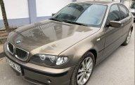 Bán xe BMW 325i Sport 2003, màu vàng, nhập khẩu giá 198 triệu tại Hà Nội