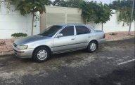 Bán Toyota Corolla Altis đời 1997, màu bạc, nhập khẩu nguyên chiếc chính chủ giá 125 triệu tại Đà Nẵng