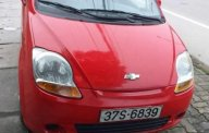 Bán Chevrolet Spark sản xuất 2009, màu đỏ giá 86 triệu tại Hà Tĩnh