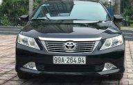 Cần bán lại xe Toyota Camry đời 2015, màu đen còn mới, giá tốt 976tr giá 976 triệu tại Hà Nội