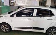 Bán Hyundai Grand i10 1.2AT sản xuất 2015, màu trắng, nhập khẩu nguyên chiếc xe gia đình giá 365 triệu tại Hà Nội