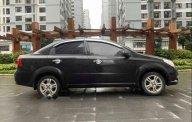 Cần bán lại xe Chevrolet Aveo MT năm sản xuất 2017, màu đen chính chủ giá 355 triệu tại Hà Nội