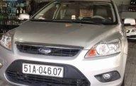 Cần bán lại xe Ford Focus 2011, màu bạc, nhập khẩu xe gia đình giá 350 triệu tại Tp.HCM