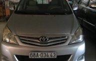 Bán xe Toyota Innova đời 2008, màu bạc, nhập khẩu giá 340 triệu tại Đồng Nai