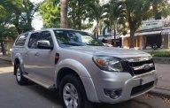 Cần bán xe Ford (XLT) 4X4 MT đời 2009 diesel, màu ghi bạc, gia đình sử dụng mới 95% giá 345 triệu tại Tp.HCM