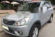 Bán xe Mitsubishi Zinger GLS 2.4 MT năm sản xuất 2008, màu bạc, nhập khẩu nguyên chiếc giá 285 triệu tại Hà Nội