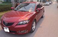 Bán Mazda 3, số tự động đời 2004, màu đỏ giá 285 triệu tại Hà Nội