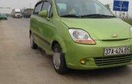 Cần bán Chevrolet Spark sản xuất 2008, màu xanh lục xe gia đình giá 95 triệu tại Nghệ An