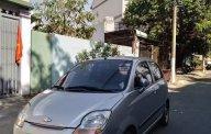 Bán Chevrolet Spark Van sản xuất 2013, màu bạc chính chủ giá 122 triệu tại Tp.HCM