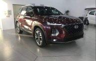 Bán ô tô Hyundai Santa Fe đời 2019, màu đỏ giá 1 tỷ 55 tr tại Tp.HCM