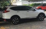 Bán Honda CR V G sản xuất năm 2018, màu trắng, xe nhập giá 1 tỷ 50 tr tại Tp.HCM