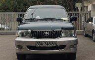 Chính chủ bán ô tô Toyota Zace GL đời 2005, màu xanh lam giá 320 triệu tại Hà Nội