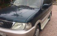 Bán Toyota Zace GL đời 2005, màu xanh lục giá 218 triệu tại Phú Thọ
