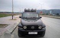 Cần bán xe Ssangyong Korando TX5 4x4 AT sản xuất năm 2004, màu đen, nhập khẩu, chính chủ giá 190 triệu tại Nghệ An