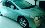 Bán ô tô Honda Civic 1.8MT 2008, màu bạc, giá chỉ 330 triệu giá 330 triệu tại Tp.HCM