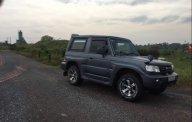 Bán ô tô Hyundai Galloper sản xuất 2004, màu xám, nhập khẩu nguyên chiếc số tự động giá 195 triệu tại Tp.HCM