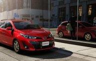 Cần bán Toyota Yaris đời 2018, màu đỏ, nhập khẩu Thái giá 650 triệu tại BR-Vũng Tàu