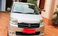 Bán Suzuki APV đời 2010, màu bạc, nhập khẩu nguyên chiếc giá 298 triệu tại Hà Nội