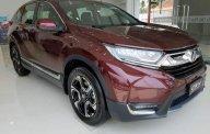 Bán Honda CR V đời 2019, màu đỏ, xe nhập  giá 1 tỷ 23 tr tại Tp.HCM