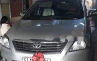 Cần bán xe Toyota Innova năm 2012, màu bạc chính chủ giá 460 triệu tại Tp.HCM