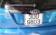 Cần bán Kia Morning SLX 1.0 AT sản xuất 2009, màu xanh lam, nhập khẩu nguyên chiếc giá 255 triệu tại Hà Nội