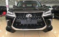 Viet Auto có Lexus LX570 MBS 4 ghế Vip 2019, màu đen, nội thất nâu da bò. Giao ngay, LH 0904927272 giá 10 tỷ 790 tr tại Hà Nội