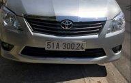 Bán Toyota Innova 2.0G đời 2012, màu bạc còn mới giá 445 triệu tại Tp.HCM
