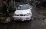 Cần bán xe Daewoo Lacetti sản xuất năm 2005, màu trắng giá 155 triệu tại Đà Nẵng