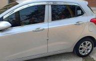 Cần bán lại xe Hyundai Grand i10 1.0 MT Base sản xuất năm 2016, màu bạc, nhập khẩu số sàn giá 270 triệu tại Hưng Yên