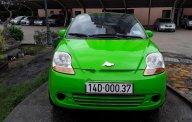 Cần bán xe Chevrolet Spark Lite Van 0.8 MT đời 2011, màu xanh lam chính chủ giá 115 triệu tại Quảng Ninh