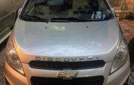 Bán Chevrolet Spark LS 1.0 MT năm 2014, màu bạc chính chủ, 190tr giá 190 triệu tại Hà Nội