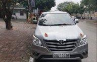 Cần bán Toyota Innova đời 2016, màu bạc, xe nhập, xe gia đình giá 595 triệu tại Hà Nội