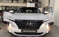 Bán xe Hyundai Santa Fe đời 2019, màu trắng, giá tốt giá Giá thỏa thuận tại Tp.HCM
