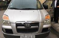 Xe Hyundai Starex đời 2005, màu bạc, nhập khẩu nguyên chiếc xe gia đình giá 245 triệu tại Hải Phòng