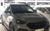 Cần bán xe Hyundai Santa Fe sản xuất 2016, màu trắng  giá 1 tỷ 100 tr tại Tp.HCM