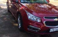 Cần bán lại xe Chevrolet Cruze sản xuất năm 2016, màu đỏ giá 480 triệu tại Đắk Lắk