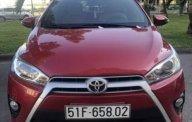 Bán Toyota Yaris G đời 2015, màu đỏ, nhập khẩu   giá 520 triệu tại Tp.HCM