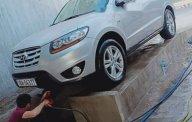 Bán Hyundai Santa Fe năm 2009, màu bạc, nhập khẩu như mới giá 560 triệu tại Nam Định