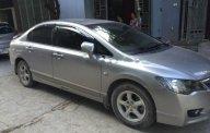 Bán xe cũ Honda Civic đời 2009, màu bạc như mới giá 380 triệu tại Bắc Ninh
