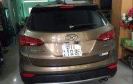 Bán Hyundai Santa Fe 2015, màu nâu chính chủ, giá tốt giá 880 triệu tại Tp.HCM