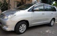 Cần bán gấp Toyota Innova G sản xuất 2010, màu bạc xe gia đình  giá 390 triệu tại BR-Vũng Tàu
